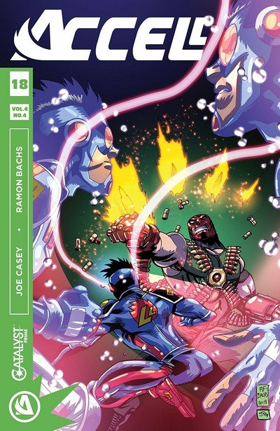 Accell #18 (2019)