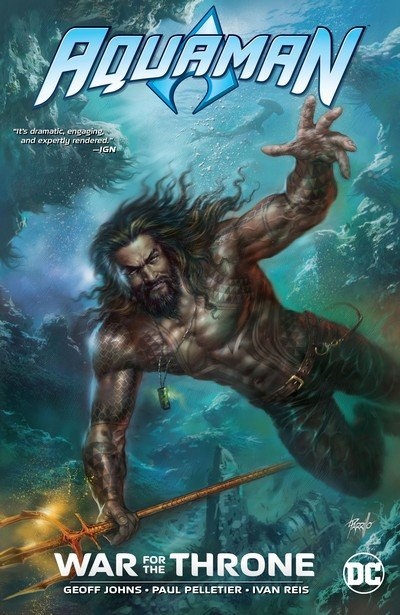 Aquaman – War for the Throne (TPB) (2018)