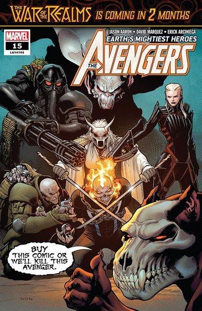 Avengers #15 (2019)