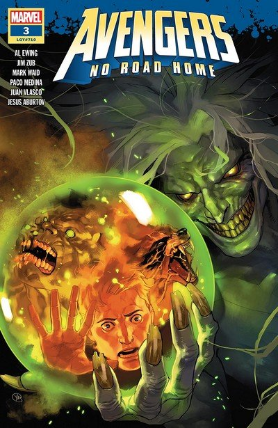Avengers – No Road Home #3 (2019)