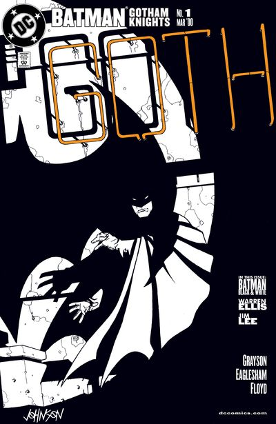 Batman – Gotham Knights Vol. 1 #1 – 74 (2000-2006)