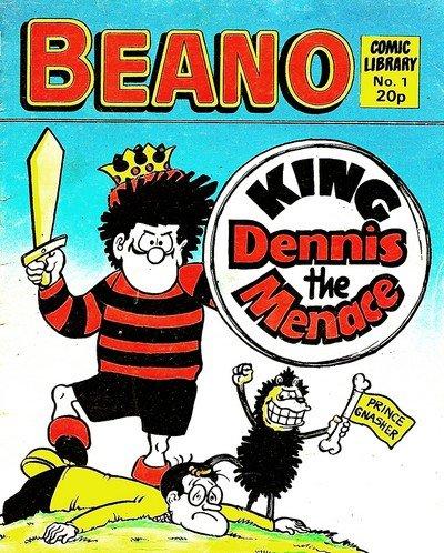Beano Comic Library #1 – 3 (1982-)