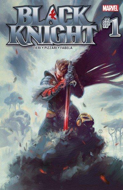 Black Knight #1 – 5 (2016)