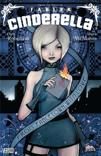 Cinderella – From Fabletown With Love (TPB) (2010)