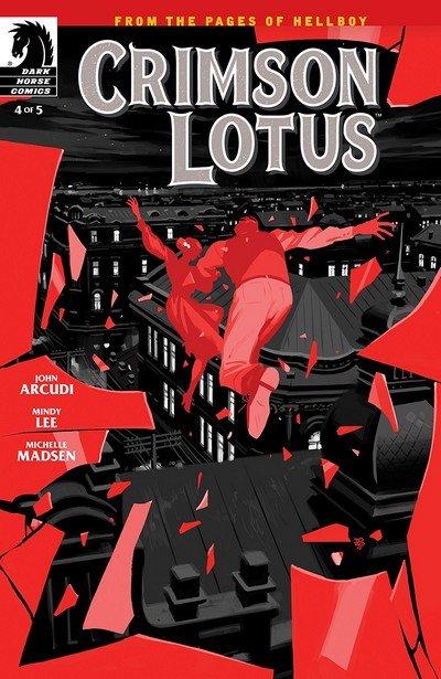 Crimson Lotus #4 (2019)