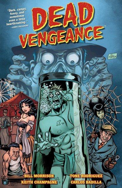 Dead Vengeance (TPB) (2017)