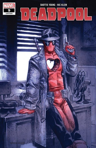 Deadpool #9 (2019)