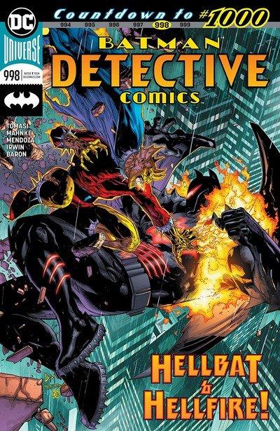 Detective Comics #998 (2019)