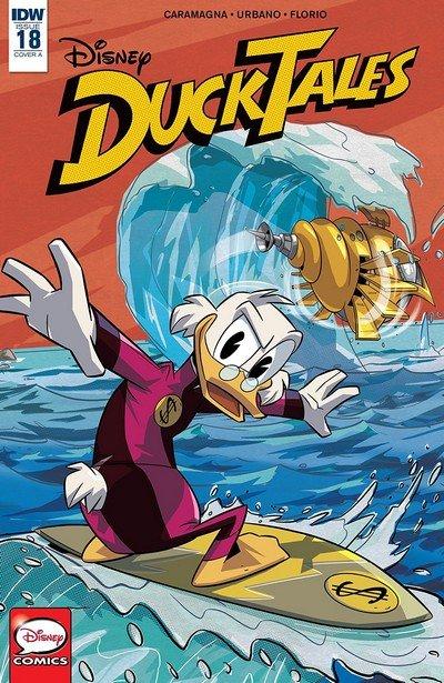 DuckTales #18 (2019)