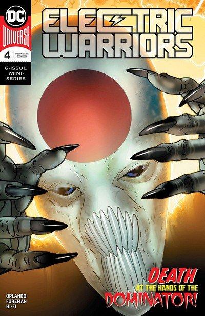 Electric Warriors #4 (2019)