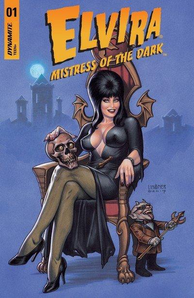 Elvira – Mistress of the Dark #1 – 4 (2018-2019)