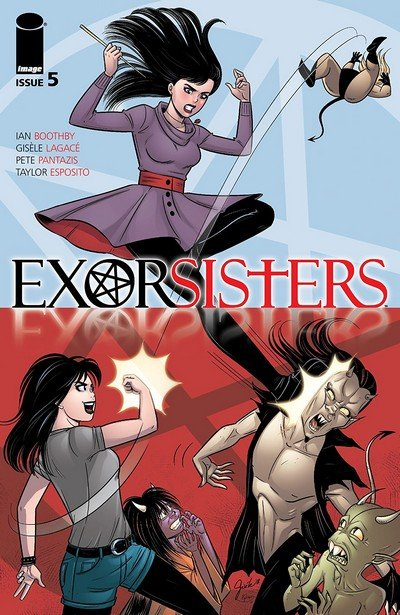 Exorsisters #5 (2019)
