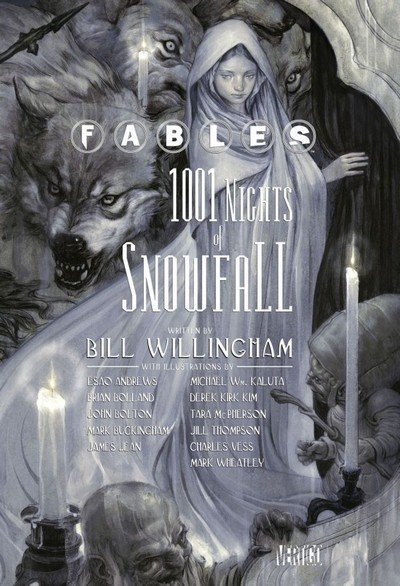 Fables – 1001 Nights of Snowfall (TPB) (2006)