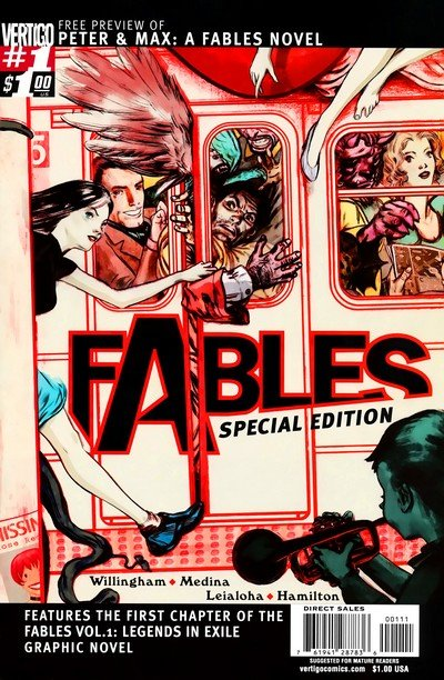 Fables Special Edition #1 (2009)
