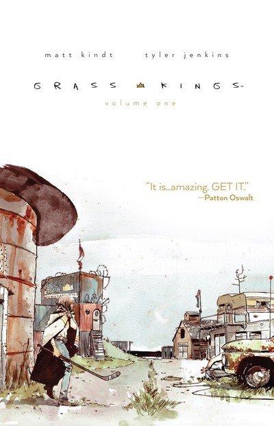 Grass Kings Vol. 1 – 3 (TPB) (2018)