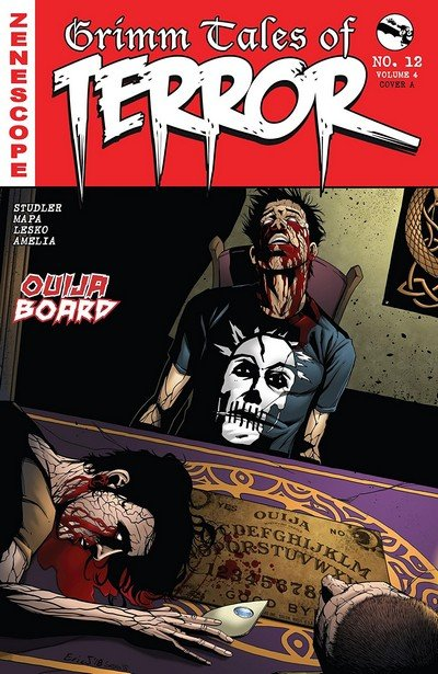 Grimm Tales Of Terror Vol. 4 #12 (2019)