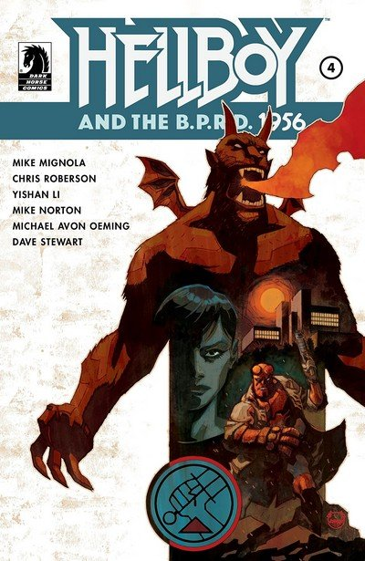 Hellboy And The B.P.R.D. – 1956 #4 (2019)