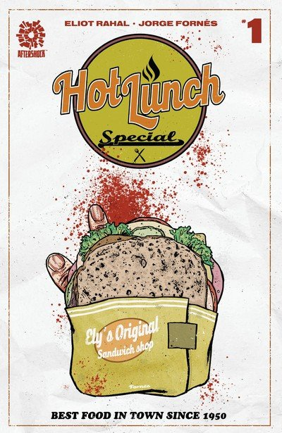 Hot Lunch Special #1 – 5 (2018-2019)