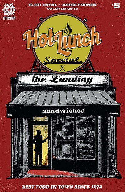 Hot Lunch Special #5 (2019)