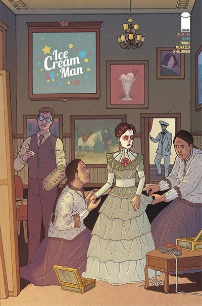 Ice Cream Man #10 (2019)