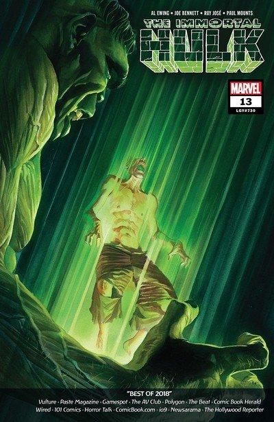 Immortal Hulk #13 (2019)