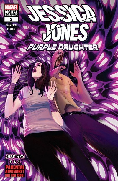 Jessica Jones – Purple Daughter #2 (2019)