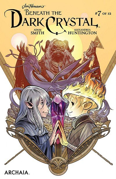 Jim Henson's Beneath The Dark Crystal #7 (2019)