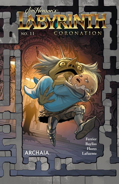 Jim Henson's Labyrinth – Coronation #11 (2019)