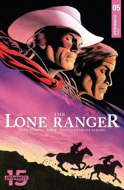 The Lone Ranger Vol. 3 #5 (2019)