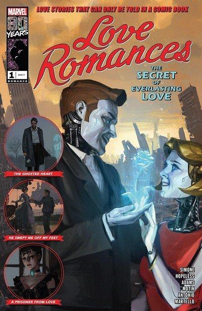 Love Romances #1 (2019)