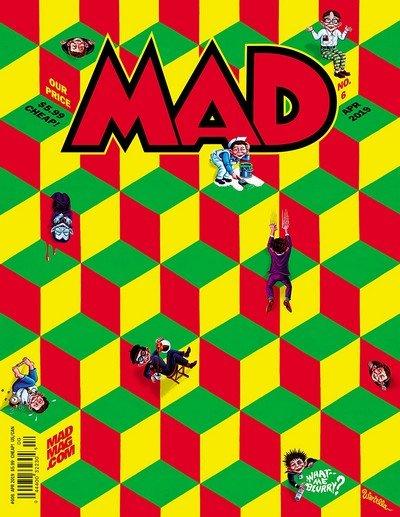 MAD Magazine #6 (2019)