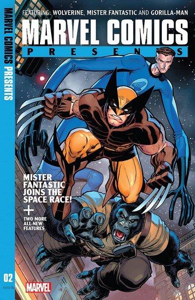 Marvel Comics Presents #2 (2019)