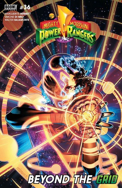 Mighty Morphin Power Rangers #36 (2019)