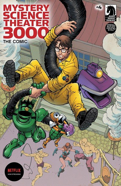 Mystery Science Theater 3000 #4 (2019)