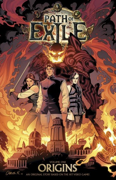 Path of Exile Vol. 1 – Origins (TPB) (2015)