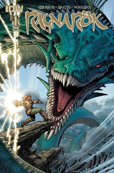 Ragnarok #1 – 12 + TPB Vol. 1 – 2 (2014-2017)