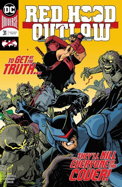 Red Hood – Outlaw #31 (2019)