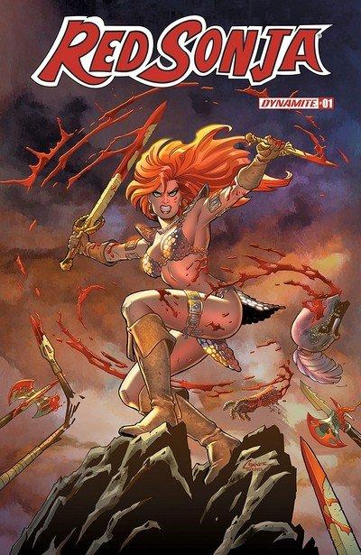Red Sonja #1 (2019)