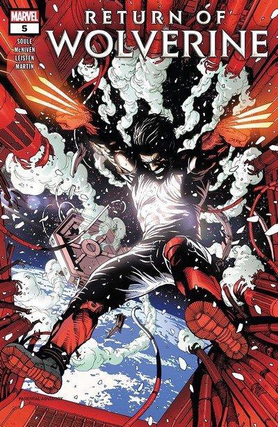 Return Of Wolverine #5 (2019)