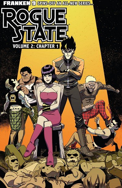 Rogue State #1 (2019)