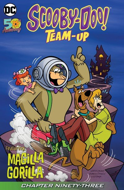 Scooby-Doo Team-Up #93 (2019)