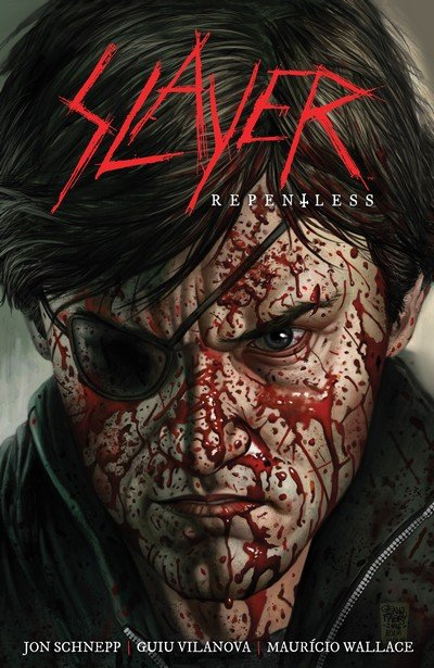 Slayer – Repentless (TPB) (2017)