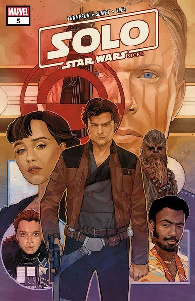 Solo – A Star Wars Story Adaptation #5 (2019)
