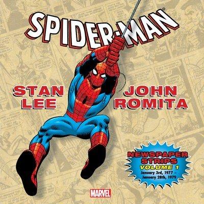 Spider-Man – Newspaper Strips Vol. 1 – 2 (2019)