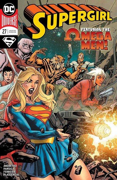 Supergirl #27 (2019)