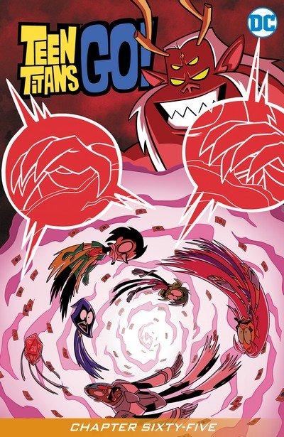 Teen Titans Go! #65 (2019)