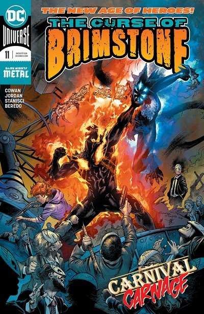 The Curse Of Brimstone #11 (2019)