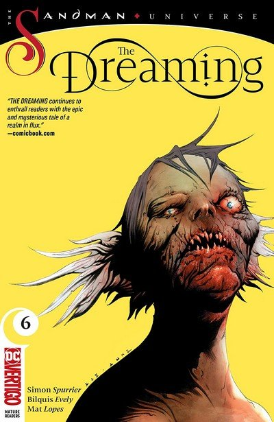 The Dreaming #6 (2019)