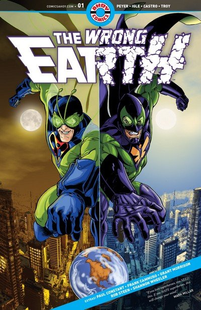 The Wrong Earth #1 – 6 (2018-2019)