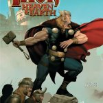 Thor – Heaven and Earth #1 – 4 (2011)